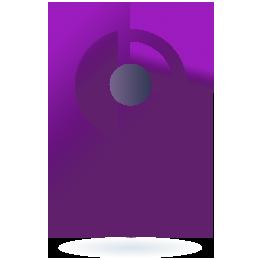icono pin de localización